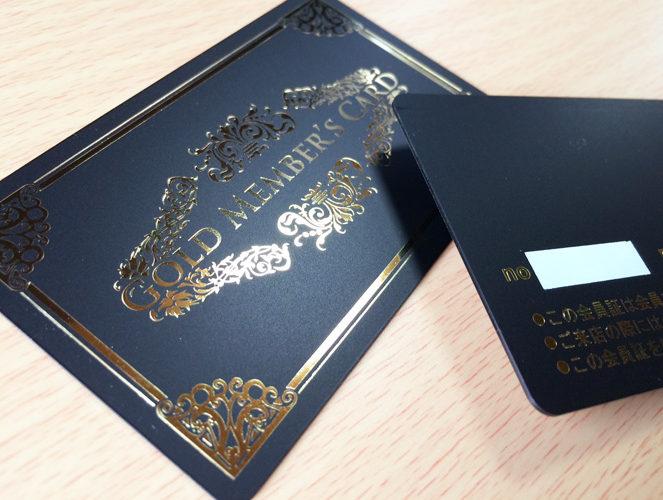 箔の色は金・銀・黒からお好みでお選びいただけます。